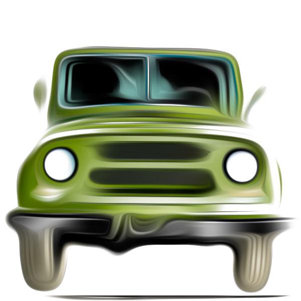 Автостекла УАЗ 469